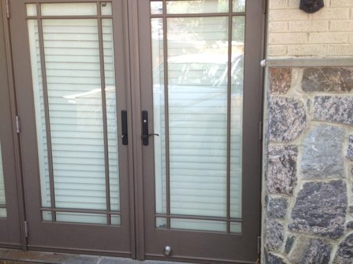 Residential Door Installation 2