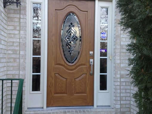 Residential Door Installation 1