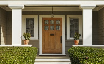 Near Northeast DC Front Doors Repaired and Installed