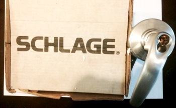 Schlage Door Lock Set