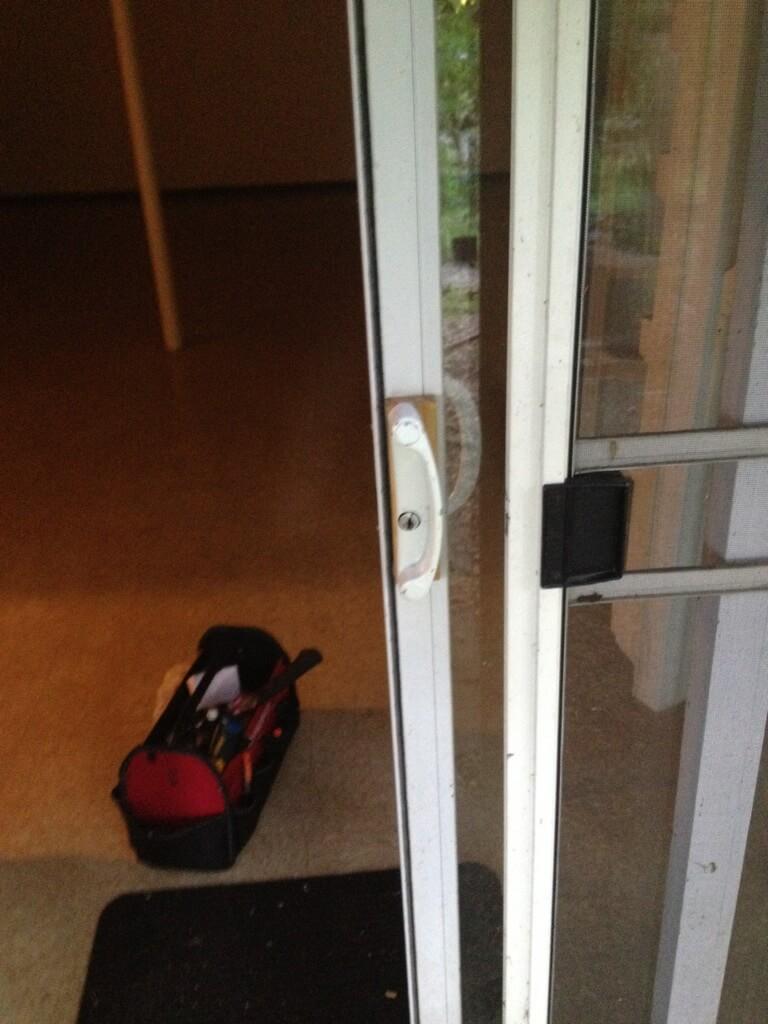 Residential Door Repair 1