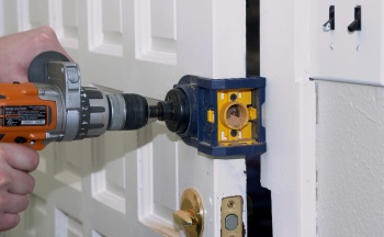 Deadbolt Lock Installation Maryland and DC