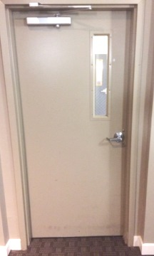 Fireproof Doors Repaired and Installed in Federal Triangle, Washington DC