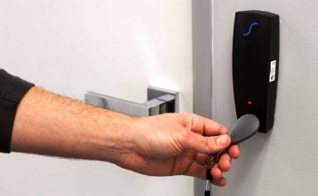 Southwest Federal Center, DC Installation of Fob Access Control Locks