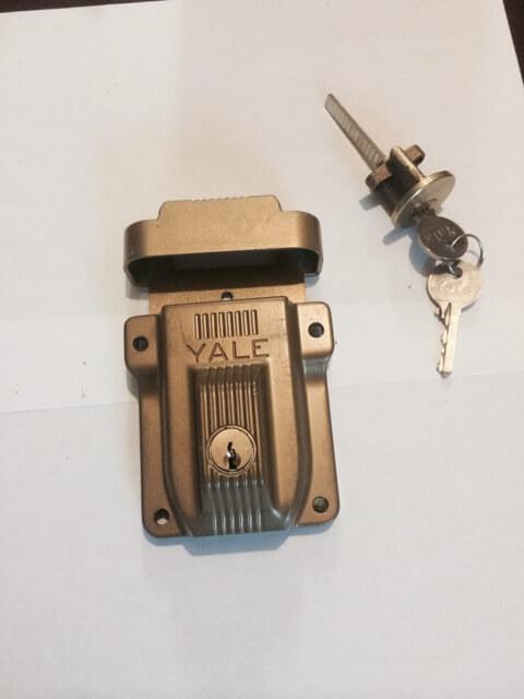 Lock install 6