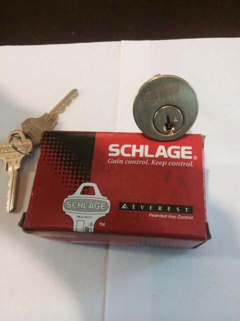 Lock install 5