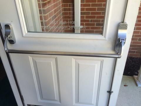 Lock install 3