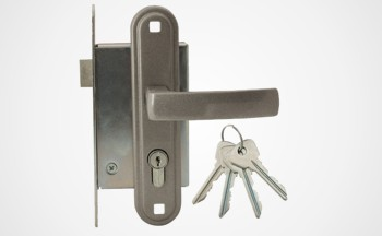 Glen Echo, Maryland Mortise Lock Installation