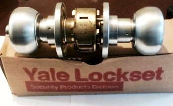 Yale Locks for Fort Davis, Washington DC