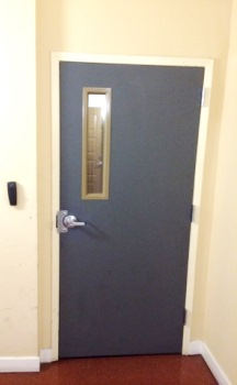 Carver Langston, Washington DC Installation of Commercial Security Doors