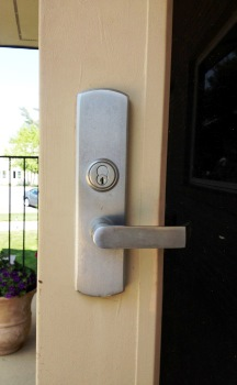 Garrett County MD Door Locks for Store Installed