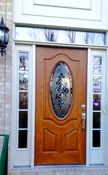 Entry Doors Installed in Shipley Terrace, DC