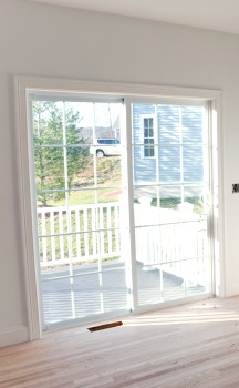 Installation of Myersville, Maryland Residential French Doors