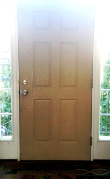 Chesapeake Beach, Maryland Residential Doors Installed