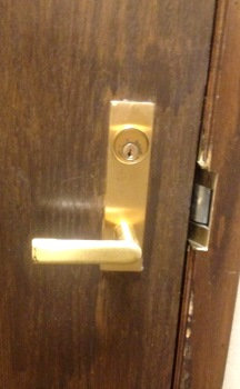 Truxton Circle, DC Installation of Locks for Office Doors