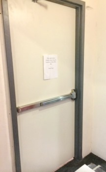 Cathedral Heights, Washington DC Commercial Door Replacement