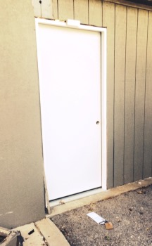 Howard County MD Steel Door Installation
