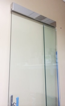 Sheridan Kalorama, Washington DC Commercial Glass Door Replacement