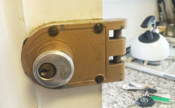 Changing Home Locks in Frederick, Maryland