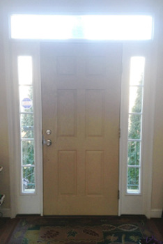 Front Door Repair Service in Annapolis, Maryland