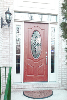 Riverdale Park, MD Entrance Doors Installed