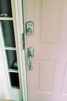 20004 Keypad Lock Replacement in DC