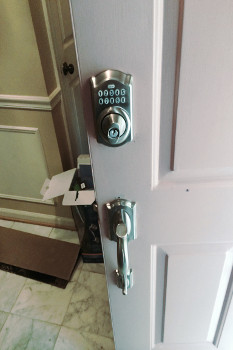 20011 Replacement of Digital Locks