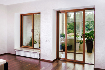 Glass Door Installation in Chevy Chase, Maryland